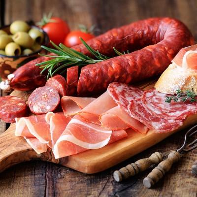 Bacon & Cured Meats