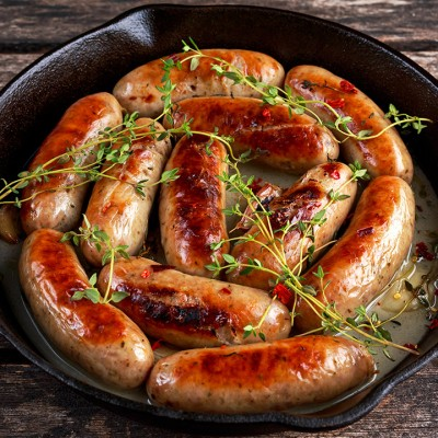 Sausages and Burgers Category