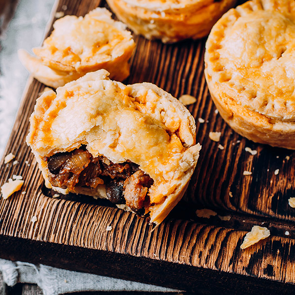 Pies and Pasties Category